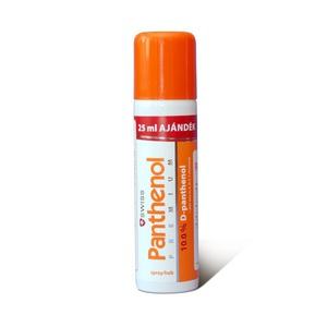 Panthenol 10% premium habspay 150ml swiss