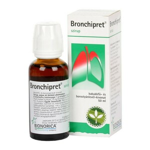 Bronchipret szirup 50 ml
