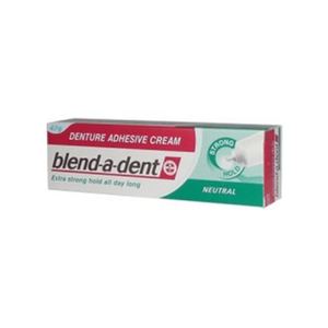 Blend-A-Dent műfogsorrögzítő krém neutral 40ml