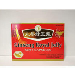 Ginseng Royal Jelly Kapszula 30x