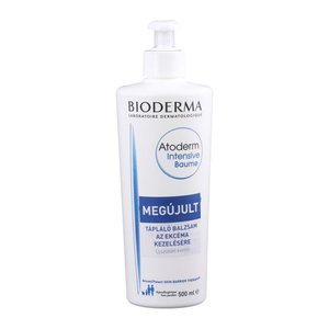 Bioderma Atoderm Intensive balzsam 500ml