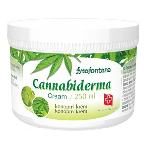 Cannabiderma krém 250 ml