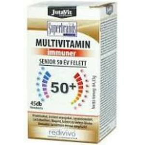 Jutavit Multivitamin Tabletta Senior 50+ 45x