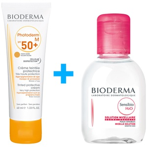 Bioderma Photoderm M 40 ML+ Sensibio H2O 100 ML