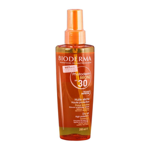 Bioderma Photoderm Bronz olaj SPF30 200ml