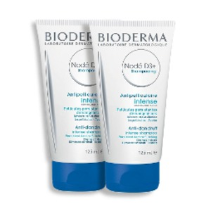 Bioderma Node DS+ Krémsampon 2x125 ml