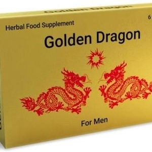 Golden dragon kapszula 6x