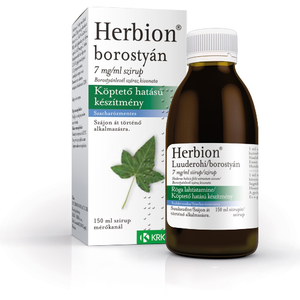 Herbion borostyán 7 mg/ml szirup 1x150 ml