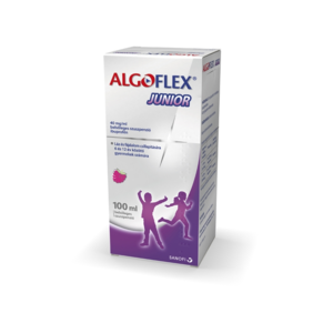 Algoflex Junior 40 mg/ml belsőleges szuszpenzió 1x100 ml